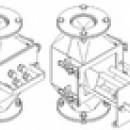 Магнитный сепаратор для пневмотрасс МСП