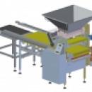 Машина для резки сухарных плит МРСП-4